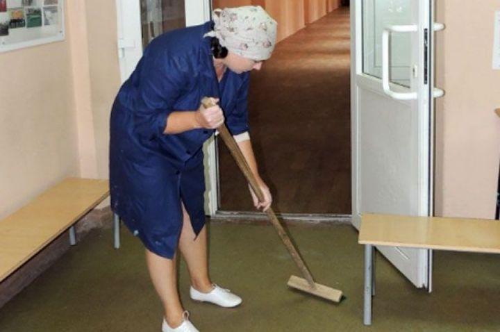 работа в москве уборщицей вахтой.