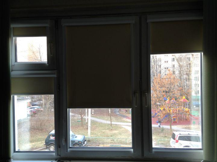 Занавески от солнца на окна